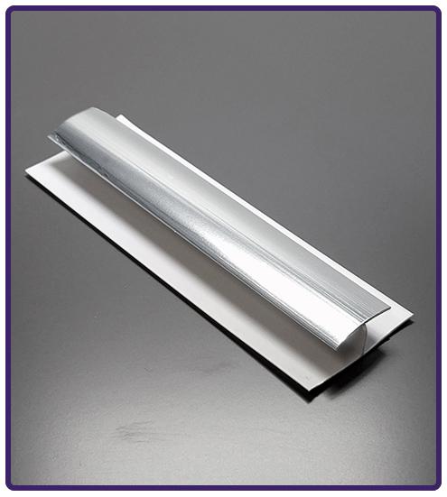 bathroom chrome 10mm trims for shower wall panels pvc
